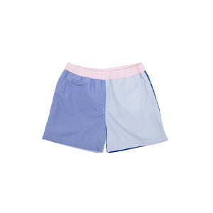 Shelton Shorts - Colorblock - Periwinkle, Buckhead Blue, Royal, Palm Beach Pink