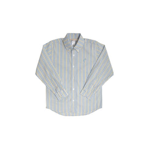 Dean's List Dress Shirt - Sir Proper's Sunny Plaid