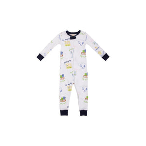 Knox's Night Night - Mastering Manners w/ Nantucket Navy