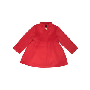 Penelope Peacoat - Richmond Red
