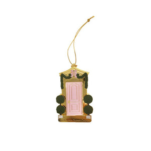 "TBBC ""Pink Door Ornament"""