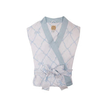Load image into Gallery viewer, Ready or Not Robe - Belle Meade Bow - Pink or Blue