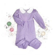 Load image into Gallery viewer, Rebecca Romper - Lauderdale Lavender - Corduroy
