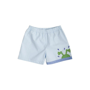 Shelton Shorts - Frog Appliqué