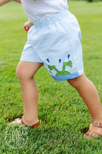 Load image into Gallery viewer, Shelton Shorts - Frog Appliqué