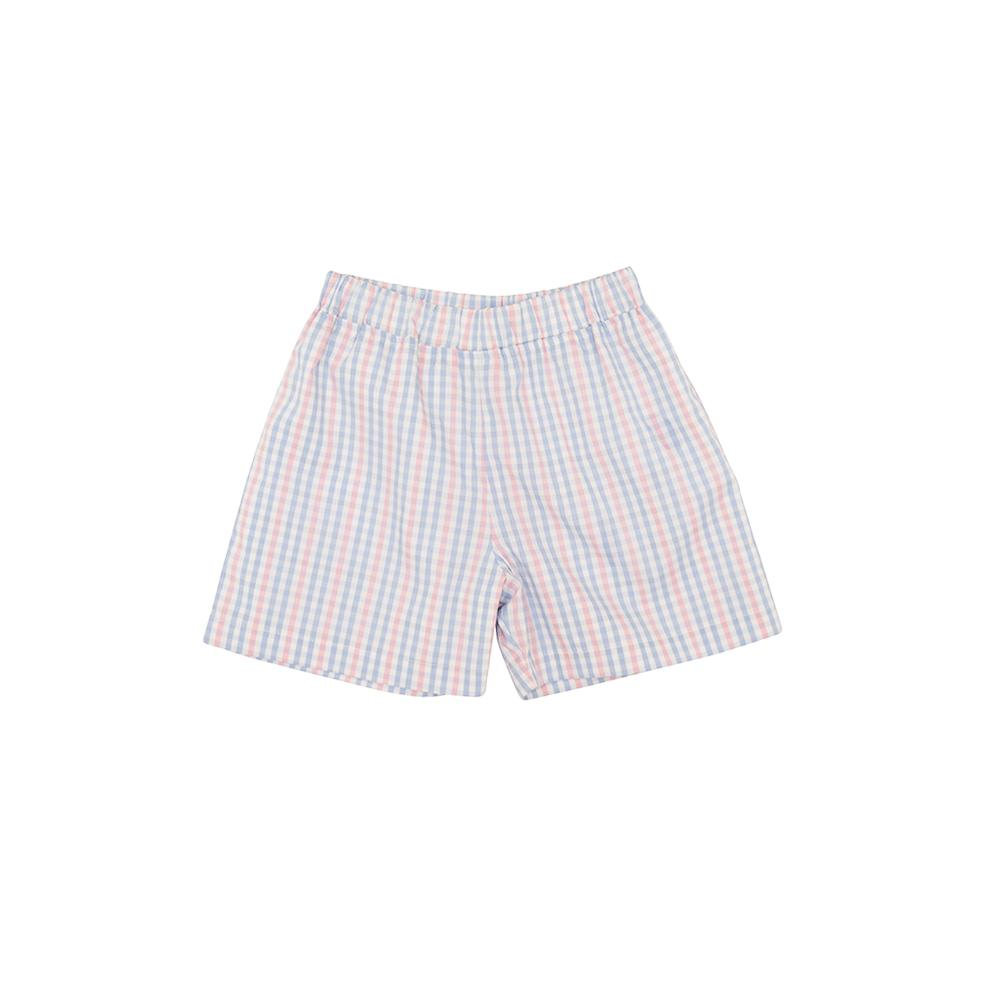 Shelton Shorts - Sir Proper Signature Plaid