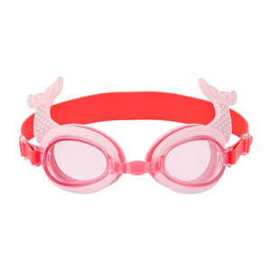 Mermaid Swimming Goggles - Ages 3-9 years