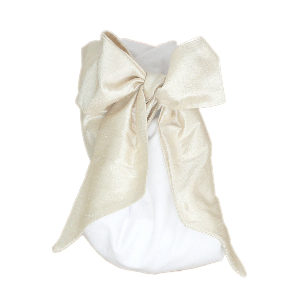 Bow Swaddle - Silk