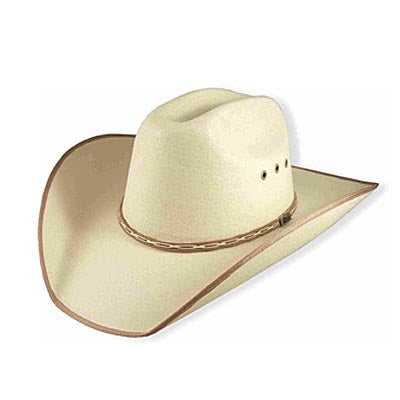 Atwood Hereford with Tan Hat Band