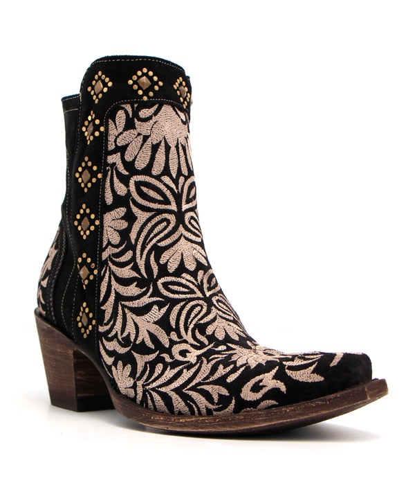 Old Gringo Wink Boot in Black