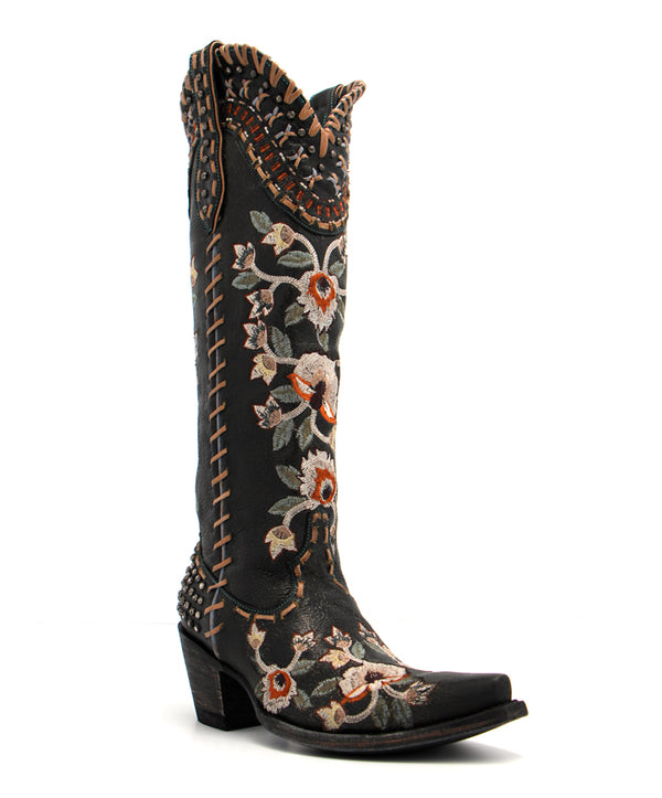 Double D Ranch Almost Famous Boot in Black
