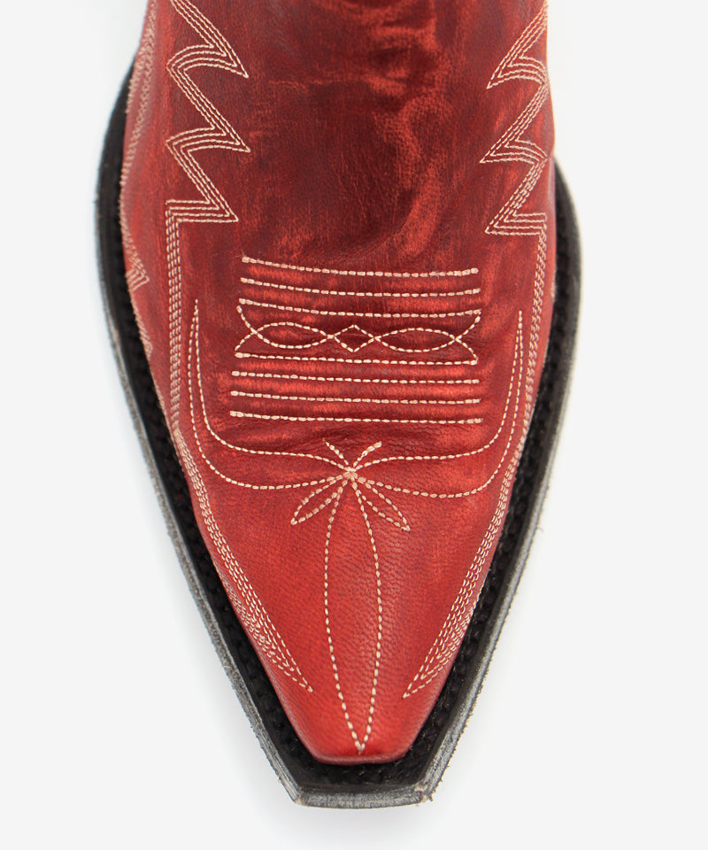 Old Gringo Nevada Boot in Red