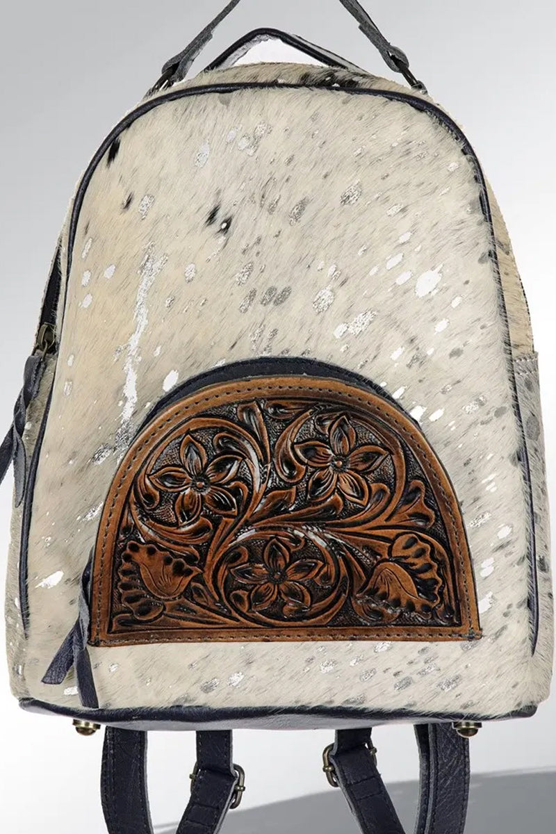 TOOLED POCKET BACKPACK