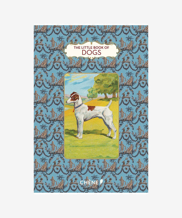 The Little Book of Dogs by Virginie Bhat
