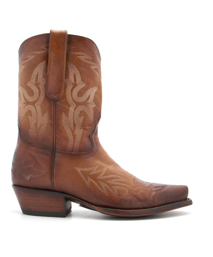 Liberty Black Santa Fe II Boot in Tan