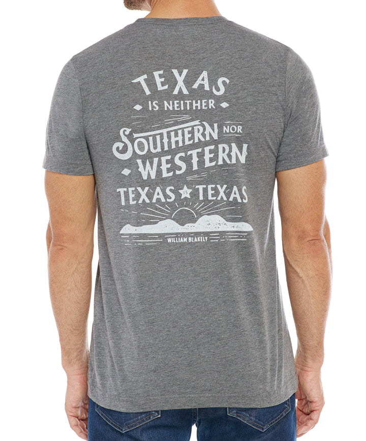 Texas Standard Heritage Printed Tee - Texas is Texas