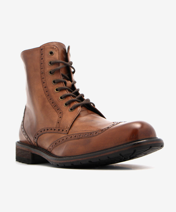 J&M 1850 Lofting Wingtip Boot