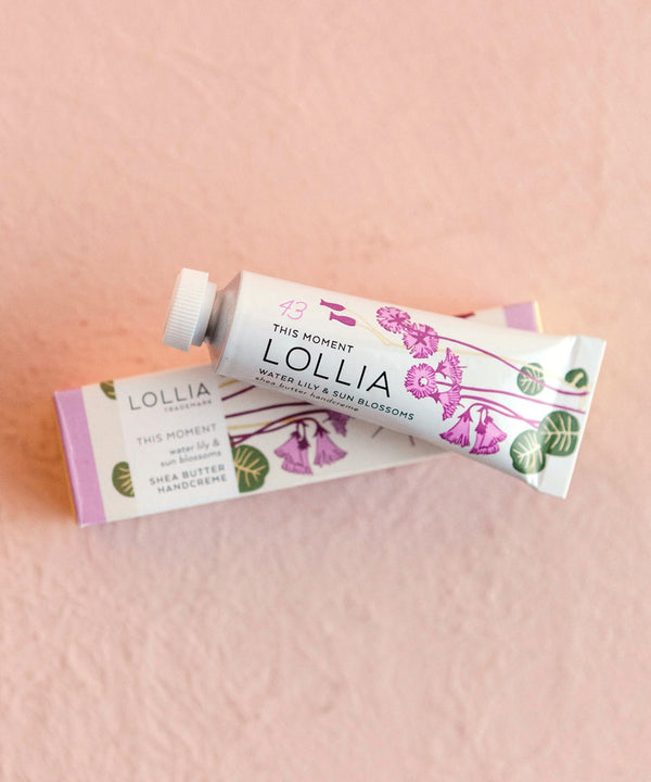 Lollia This Moment Petite Treat Handcreme