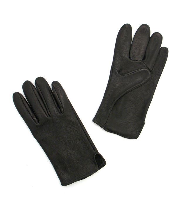 Geier Driving Gloves in Black