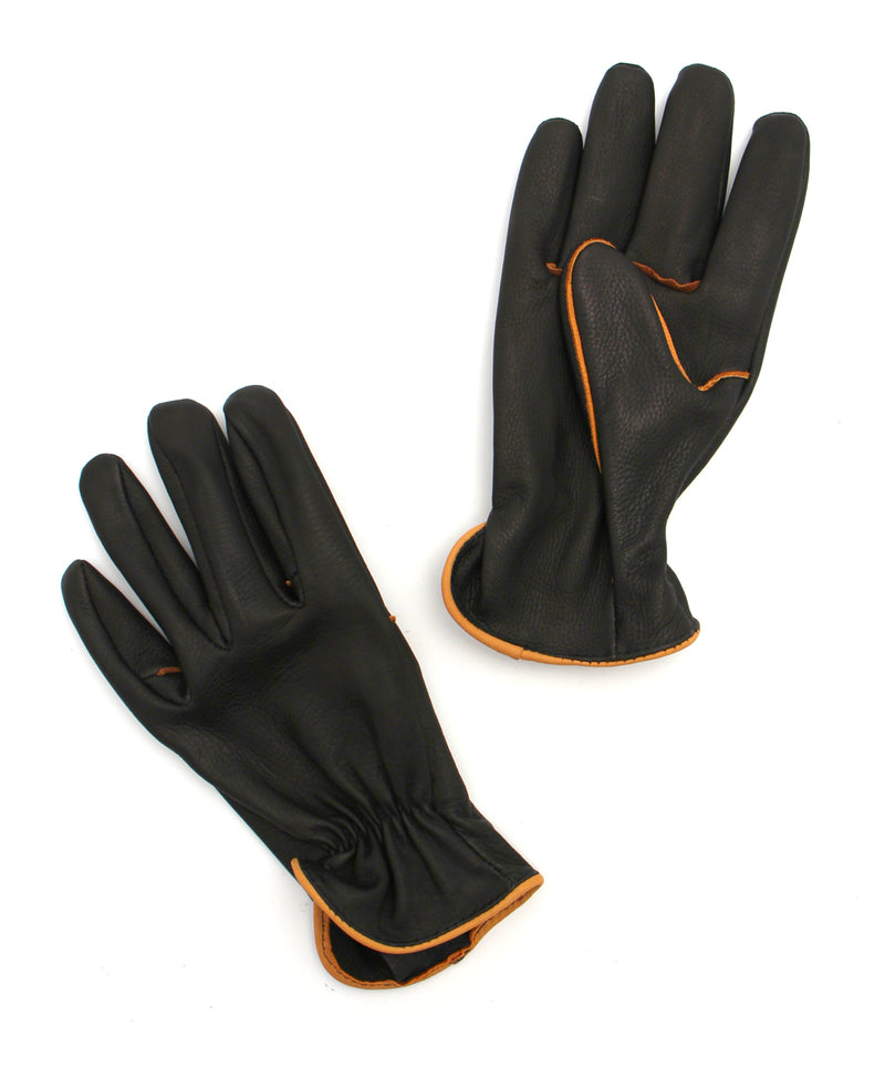 Geier Light Work Gloves in Black