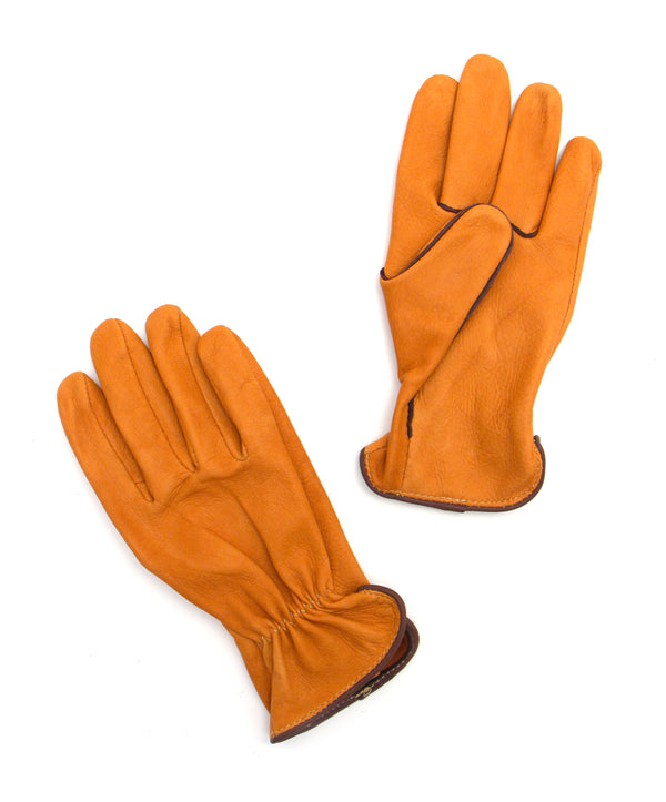 Geier Light Work Gloves in Saddle