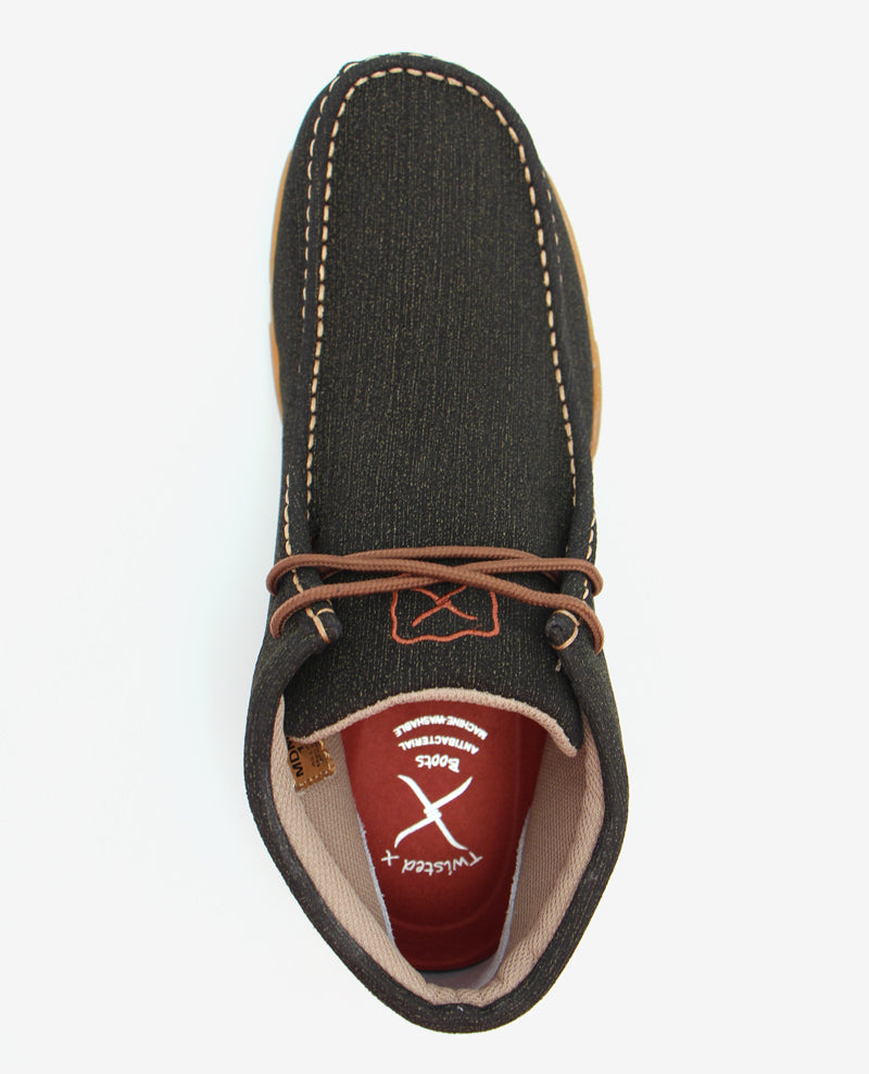 Twisted X Chukka Driving Moccasin
