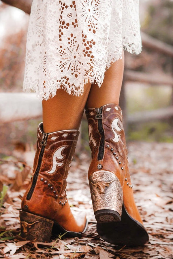 THE CATTLEMAN BOOT