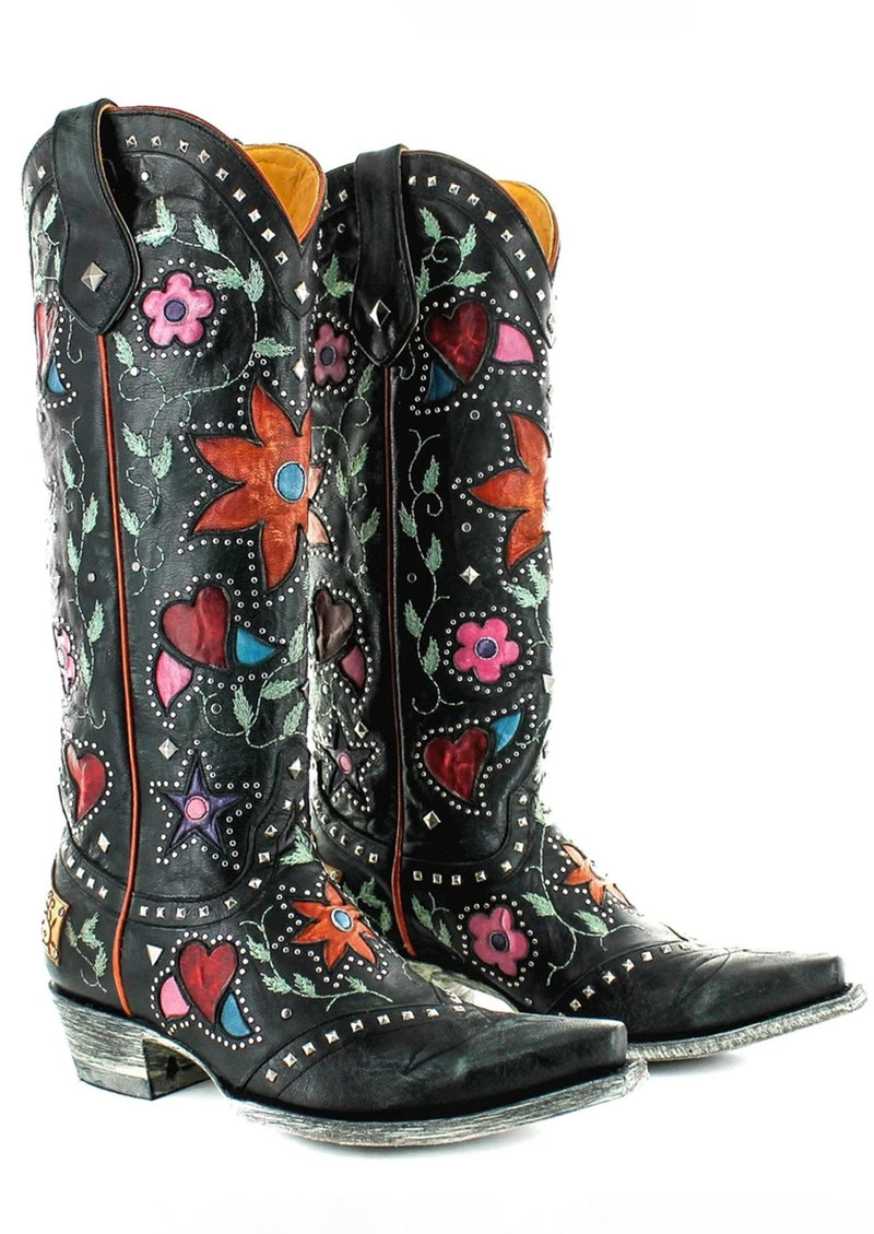 LOVERS&FLOWERS BOOT