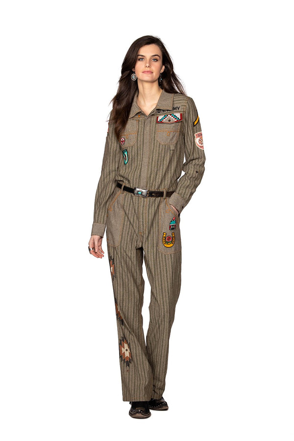PRIVATE FIMBEL JUMPSUIT