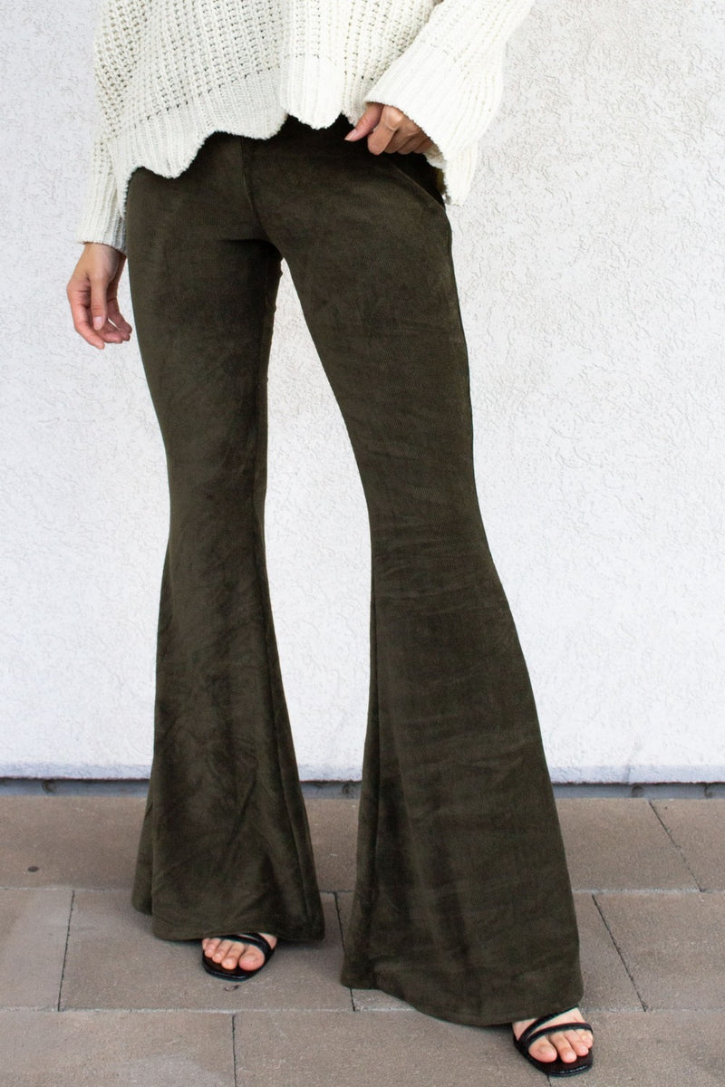 CORDUROY BELL BOTTOMS