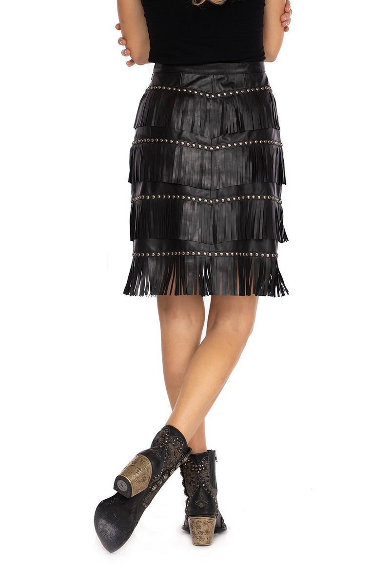 QUEEN OF THE RODEO SKIRT