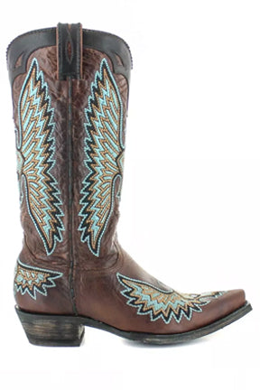 Eagle Stitch Boot