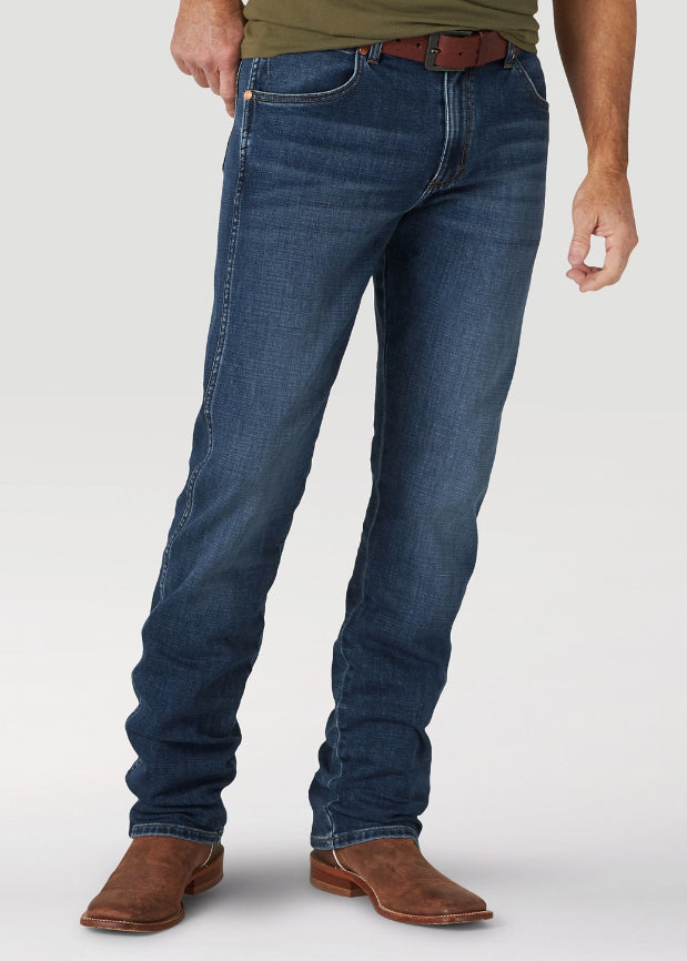 MEN'S WRANGLER RETRO® PREMIUM SLIM FIT STRAIGHT LEG JEAN IN PEDERNALES FALLS