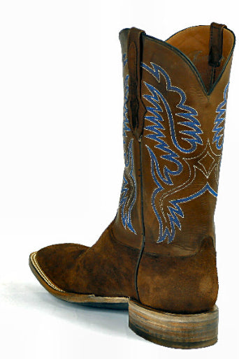 RANCH HAND ROUGH BROWN BOOT