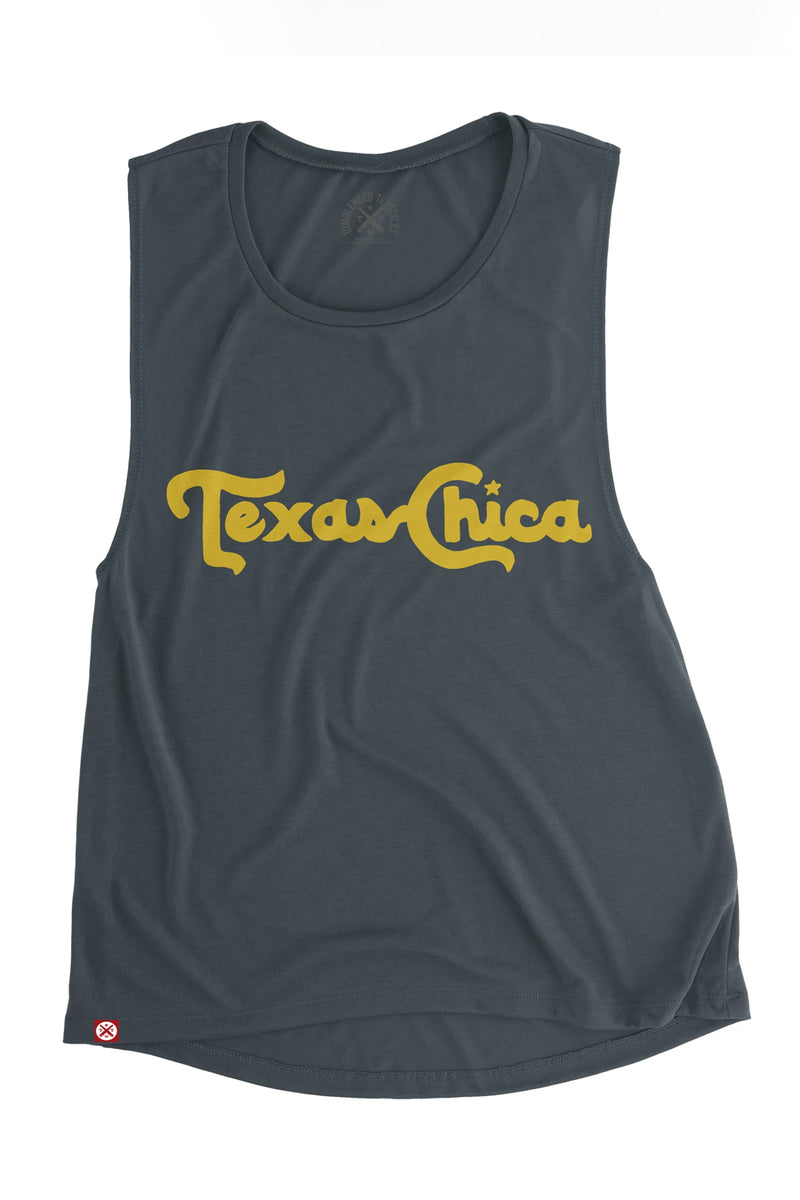 MUSCLE TEXAS CHICA TANK