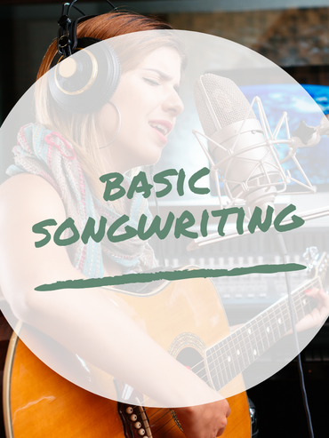 Basic Songwriting Packet