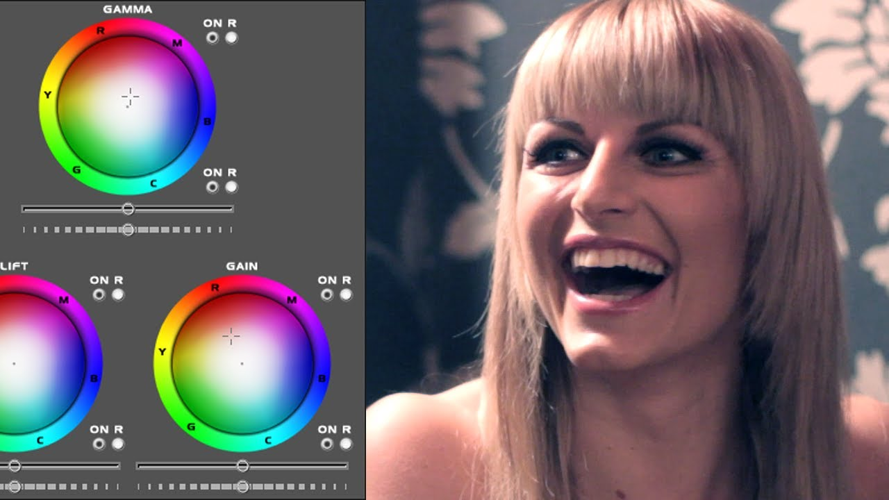 Color Correction - Mix My Music
