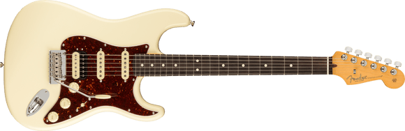 Fender AMERICAN PROFESSIONAL II STRATOCASTER® HSS Olympic White