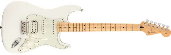 Fender PLAYER STRATOCASTER® HSS Polar White
