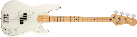 Fender PLAYER PRECISION BASS® Polar White