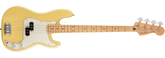 Fender Player Precision Bass Buttercream