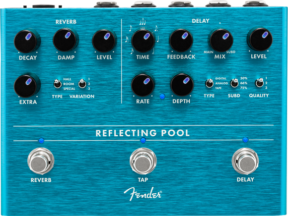 Fender Reflecting Pool Reverb / Delay