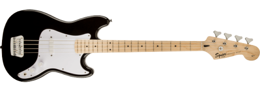 Squier Affinity Series™ Bronco™ Bass  Black