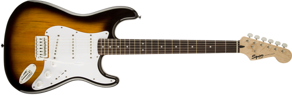 Squier BULLET® STRATOCASTER® Brown Sunburst