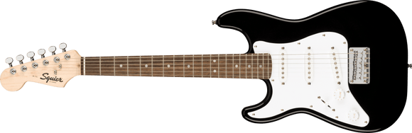 Squier  MINI STRATOCASTER® LEFT-HANDED Black