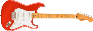 Squier  CLASSIC VIBE '50S STRATOCASTER® Fiesta Red