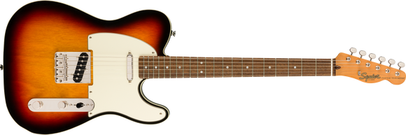 Squier CLASSIC VIBE '60S CUSTOM TELECASTER® 3 Colour Sunburst