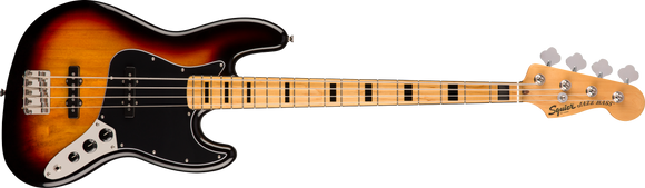 Squier CLASSIC VIBE '70S JAZZ BASS® 3 Colour Sunburst
