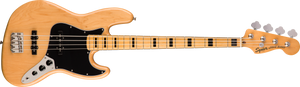 Squier CLASSIC VIBE '70S JAZZ BASS® Natural