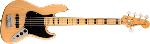 Squier CLASSIC VIBE '70S JAZZ BASS® V Natural